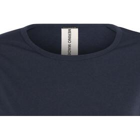 super.natural Comfort Japan Tee Dam navy blazer